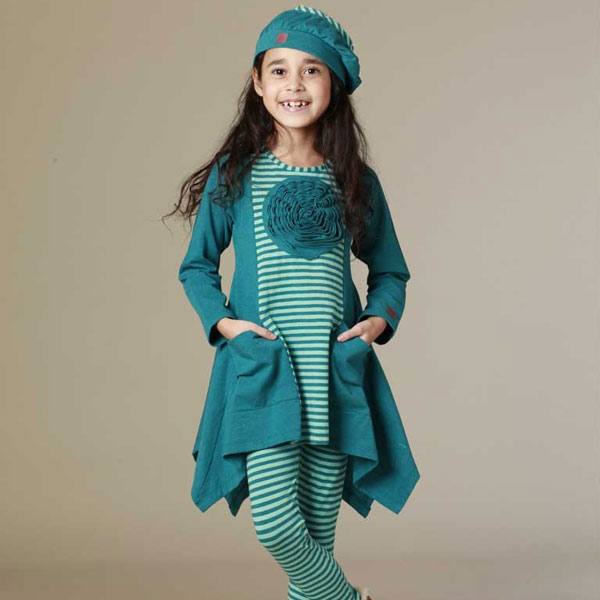 لباس کودک و نوجوان