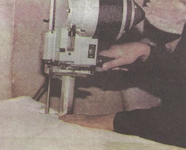 قیچی برقی مخصوص تولیدی دوزها 2