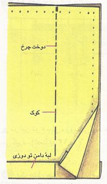 زیر پیلی جدای دامن 1