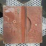 آموزش دوخت کیف پول چرمی مردانه